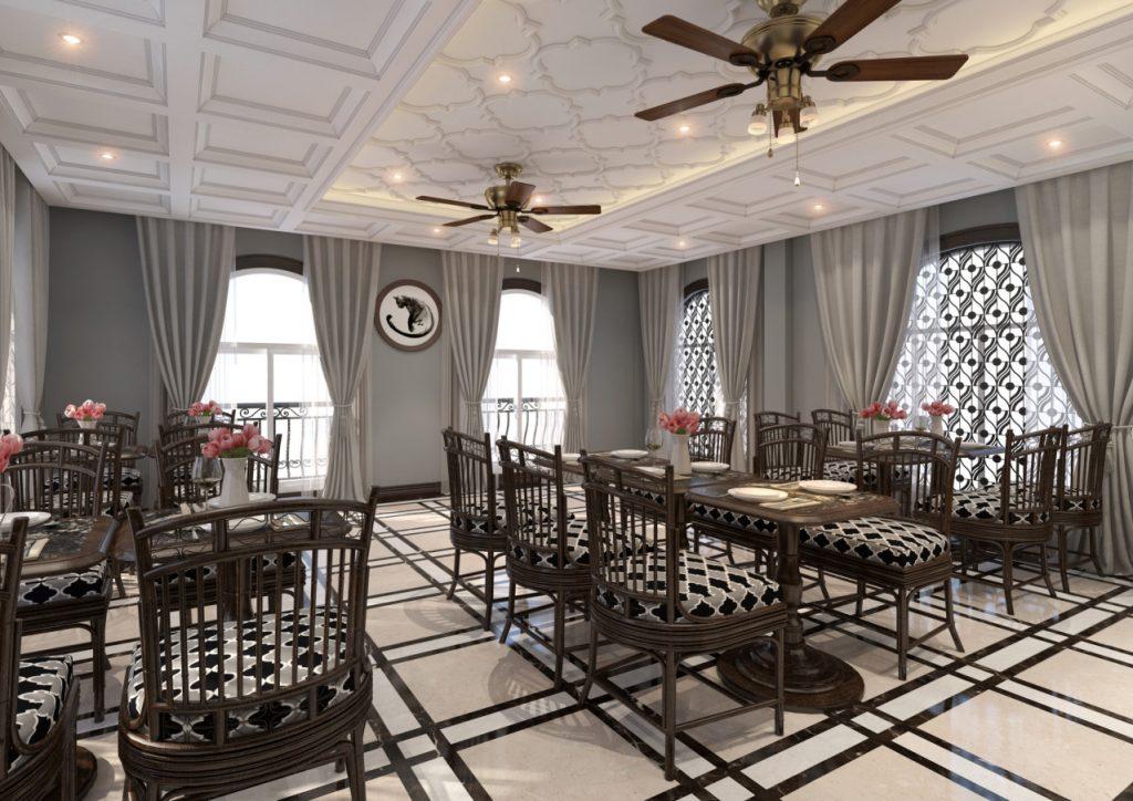Phòng ăn T10