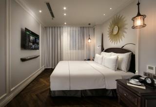 Phòng cao cấp giường lớn hoặc hai giường đơn
